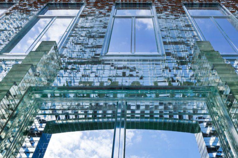 Tijolos de vidro