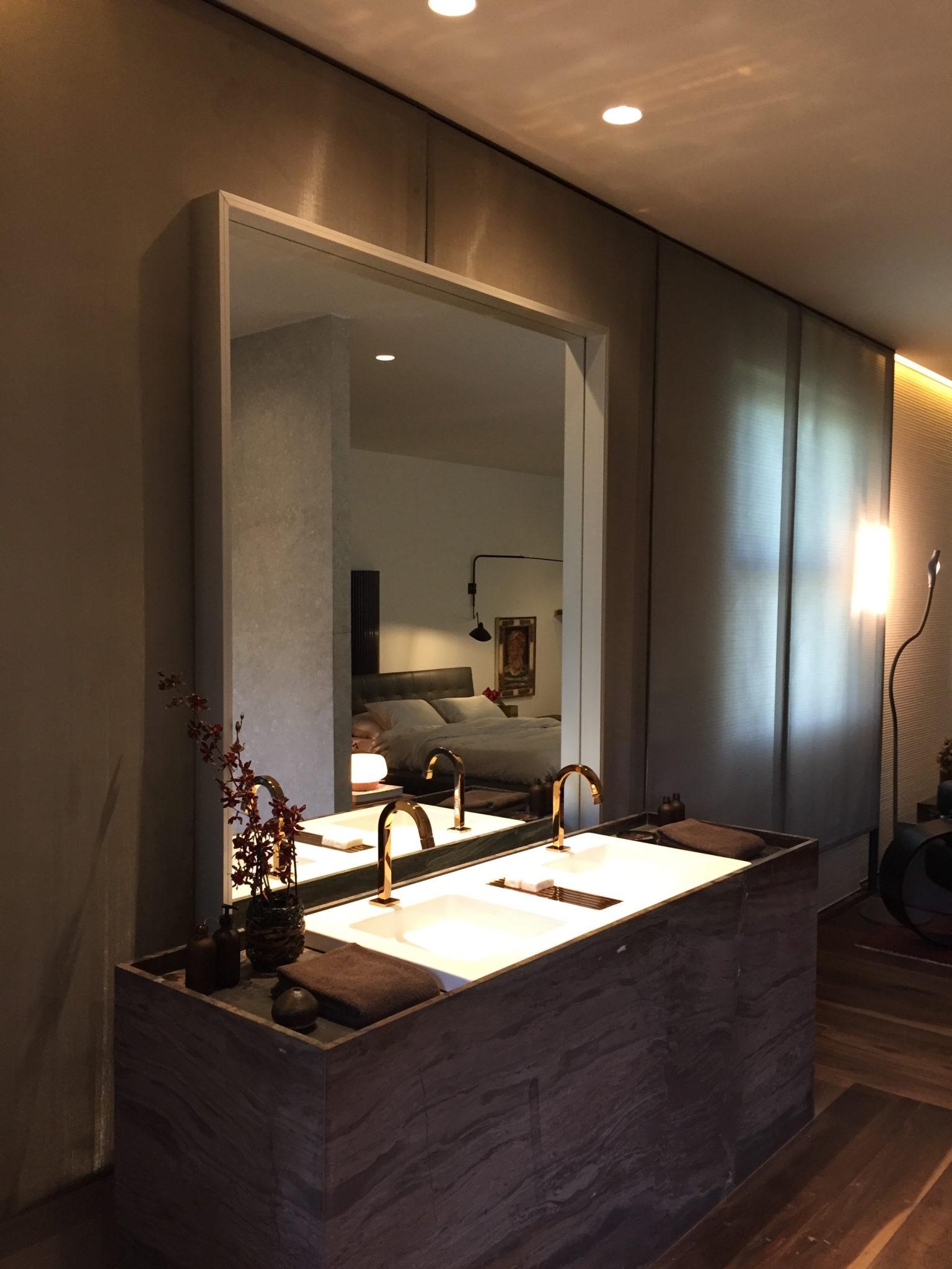 Arquivos Casa Cor All About That Glass ~ Espelho Bronze Em Quarto De Casal