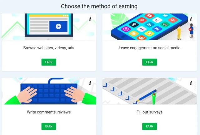 get paid to watch online videos