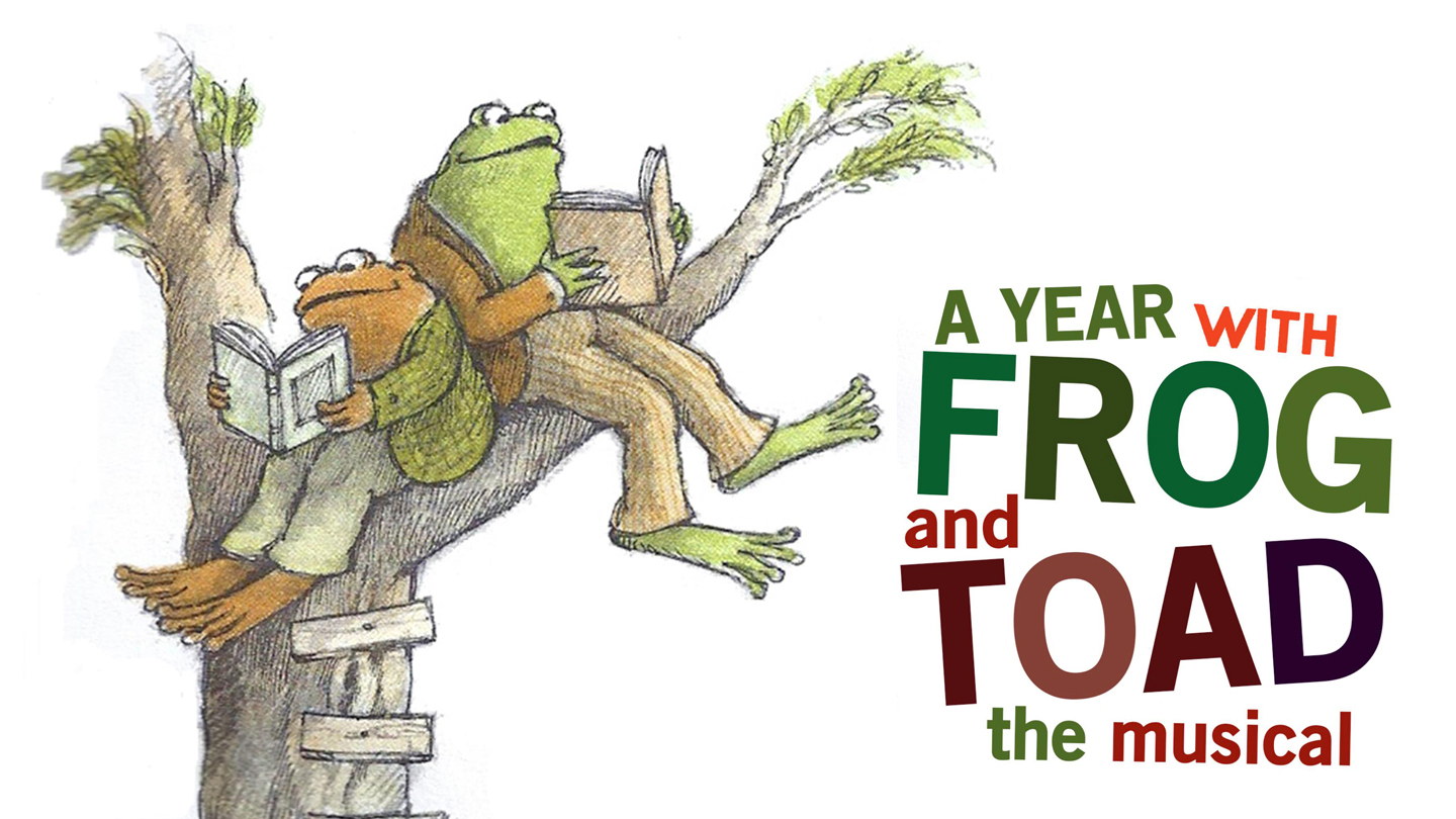 A Year With Frog And Toad Kids All About Theatre