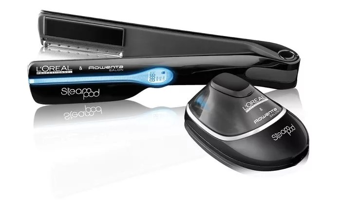 ghd Stylers vs L Oréal Steampod Review - All About The Gloss 9621c403e26