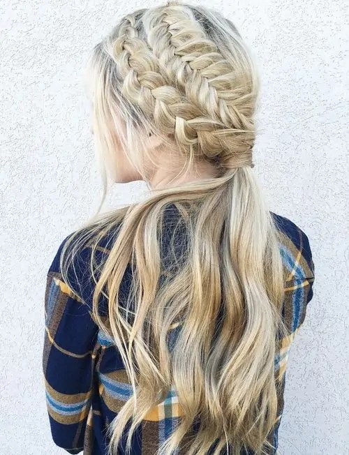 Dutch Braids How To And Best Products All About The Gloss
