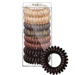 Kitsch Spiral Hair Ties, Coil Hair Ties, Phone Cord Hair Ties, Hair Coils