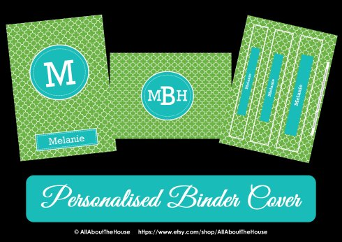 personalised binder cover allaboutthehouse3(1)