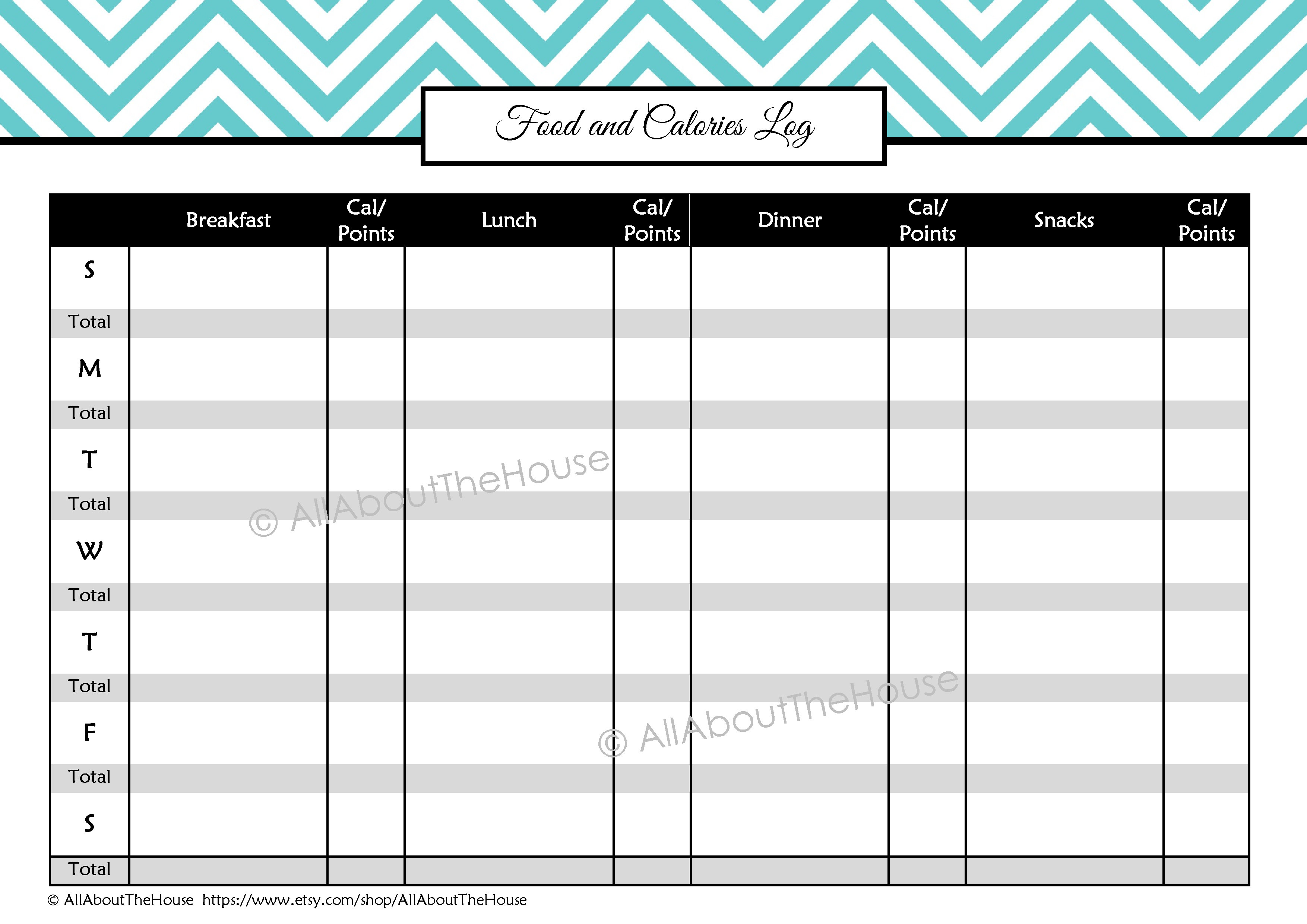 Search Results For Free Calorie Counter Log Sheet Calendar