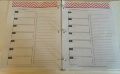 Create your own planner: https://www.etsy.com/au/listing/153591806/printable-planner-personalised-diary?ref=shop_home_active