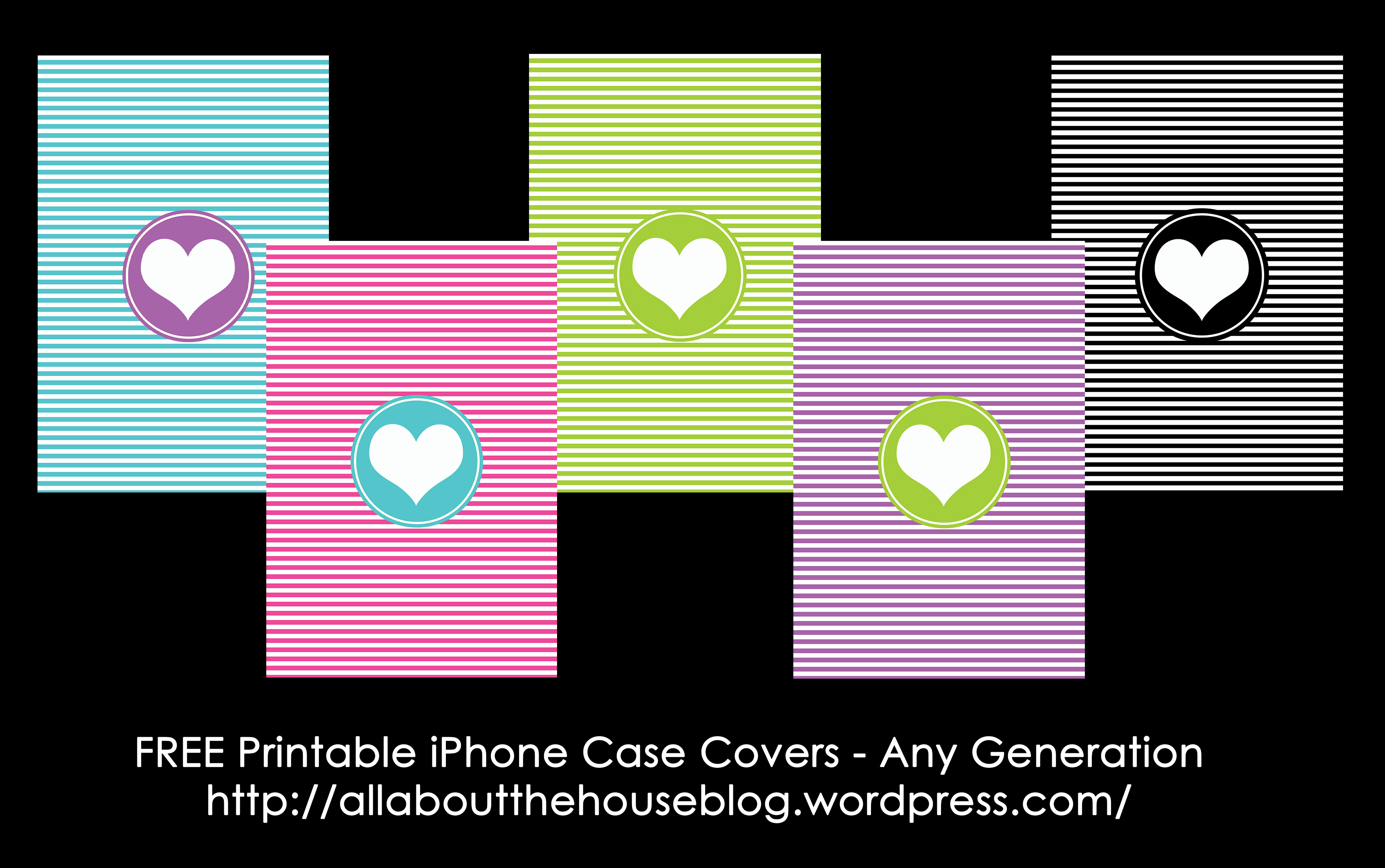 free iphone covers - allaboutthehouse