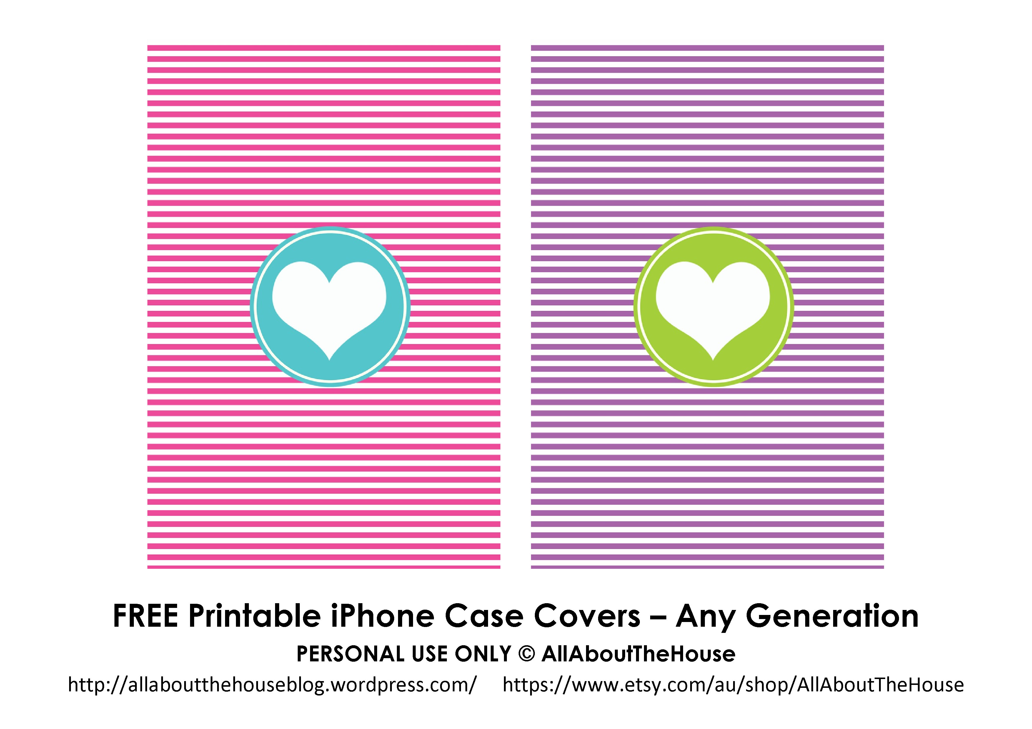 iPhone case covers - AllAboutTheHouse3