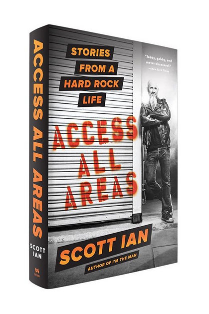 Image result for access all areas stories from a hard rock life
