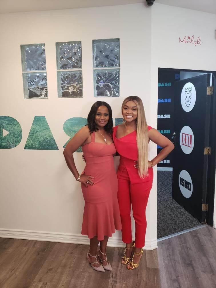 Heavenly Kime and Mariah Huq - Married to Medicine
