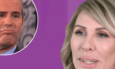 Andy Cohen and Carole Radziwill