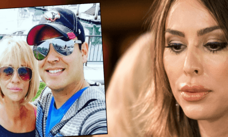 Kelly Dodd and Eric Meza - Real Housewives of Orange County