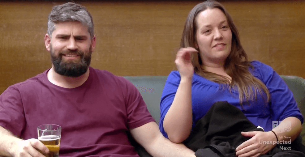 Rachel Bear and Jon Walters- 90 Day Fiance: Before the 90 Days
