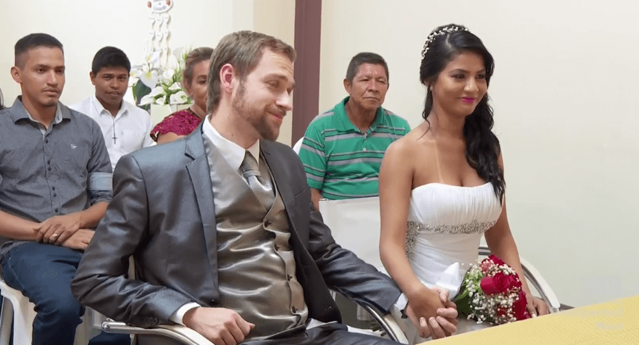 Paul Staehle and Karine Martins - 90 Day Fiance: Before the 90 Days