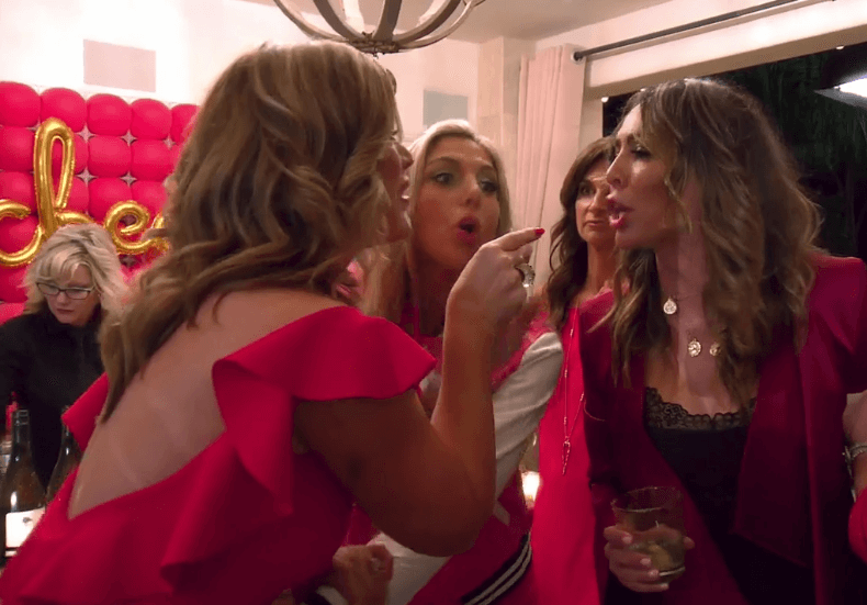 EmilySimpson and Kelly Dodd - Real Housewives of Orange County