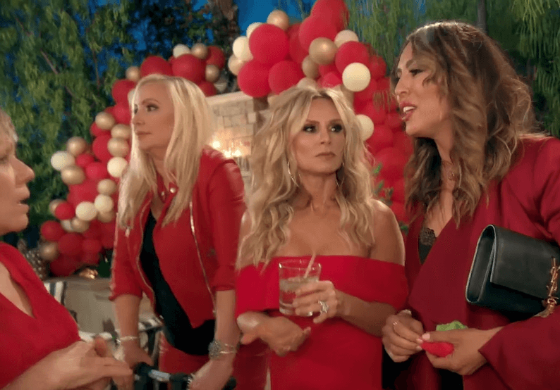 Kelly Dodd, Tamra Judge, EmilySimpson - Real Housewives of Orange County