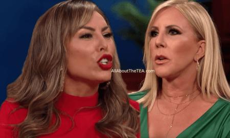 Kelly Dodd and Vicki Gunvalson - Real Housewives of Atlanta