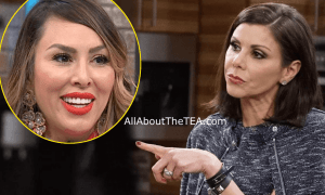 Heather Dubrow and Kelly Dodd