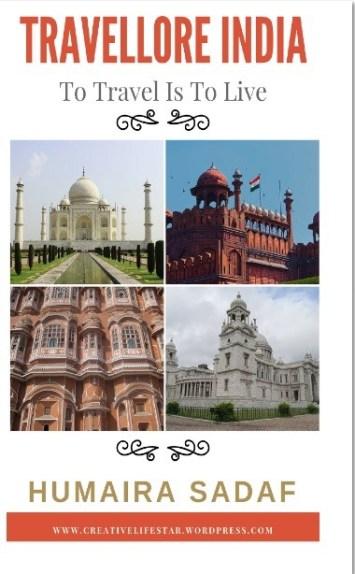 The Travellore India Ebook by Humaira Sadaf