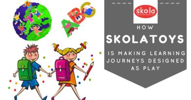 How Skola Toys is makingLearning Journeys Designed As Play