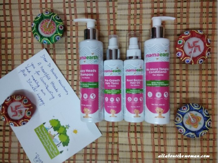 Stop Hair Fall with Mamaearth Anti Hair Fall Kit