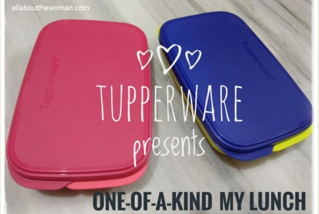 My Experience with the Tupperware My Lunch