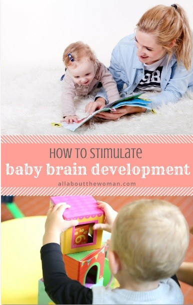 How to stimulate baby brain development