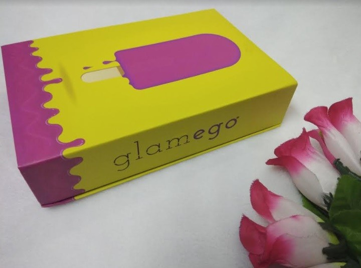 What's Inside the Glamego Box April 2018
