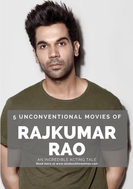 5 Unconventional Movies of Rajkumar Rao j
