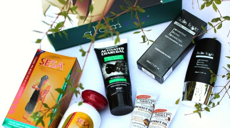 What's Inside the Glamego Box January 2019