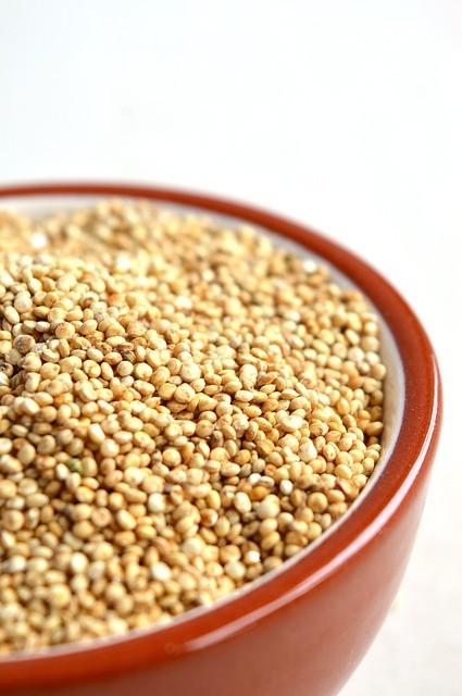 quinoa TOP 5 MOST ECO-FRIENDLY PROTEIN SOURCES