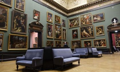 Virtual museum and sightseeing tours of Vienna