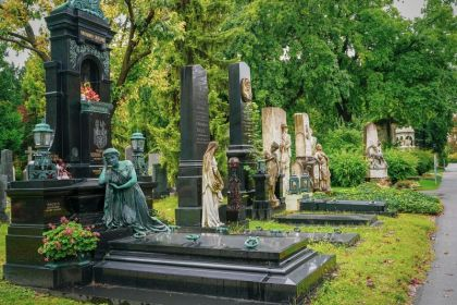 Vienna Central Cemetery ‒ City of the Dead