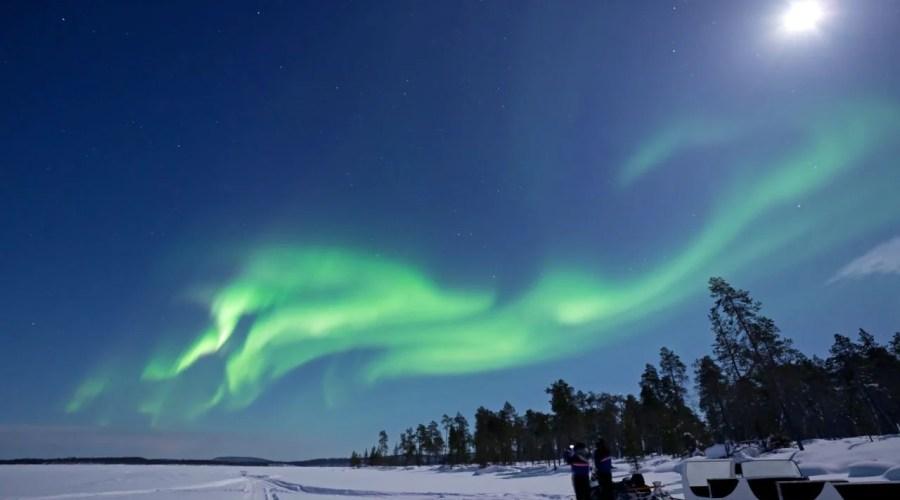 Northern Lights Aaurora Borealis