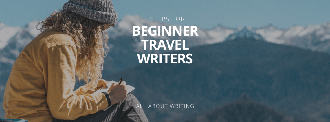 travel writing course workshop advice