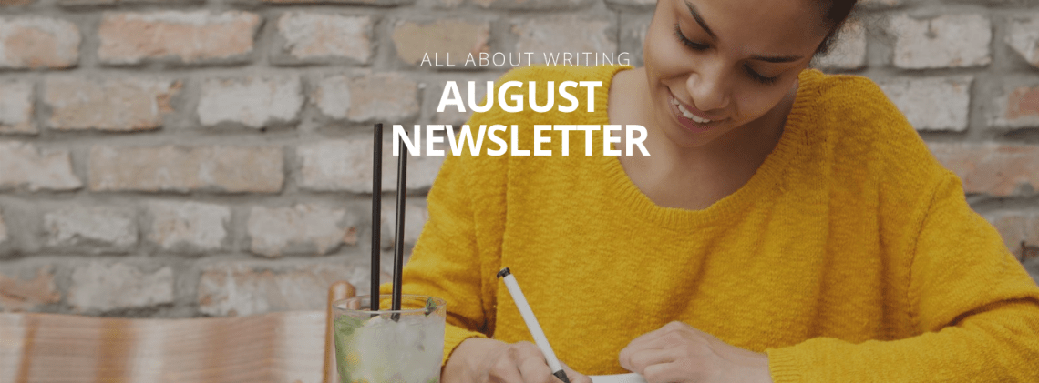 August september online free writing course challenge