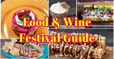 Food and wine festival event guide