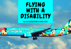 flying with special needs