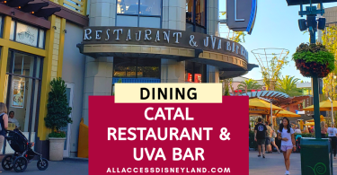 Catal Restaurant dining