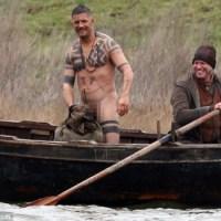 Tom Hardy realiza desnudo para su nueva película 'Taboo'