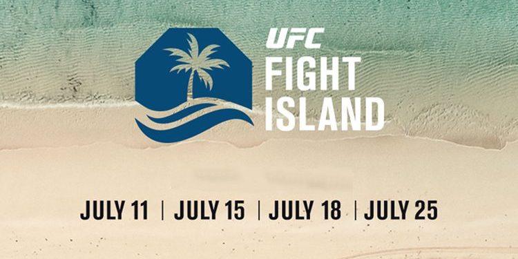 UFC fight island promo