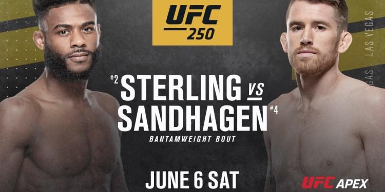 Aljamain Sterling vs. Cory Sandhagen official promo