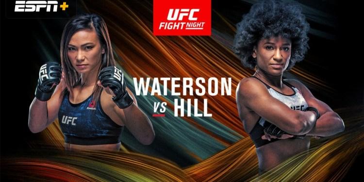 waterson vs hill promo