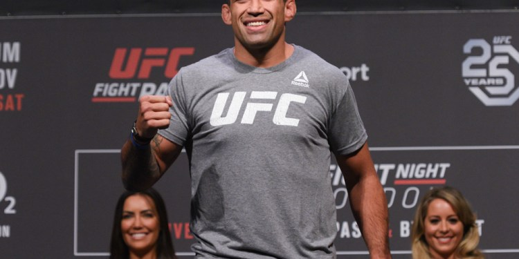 MMA Junkie - USA Today UFC-London Athlete Outfitting pay: Fabricio Werdum nets top payout Copyright: PER HALJESTAM