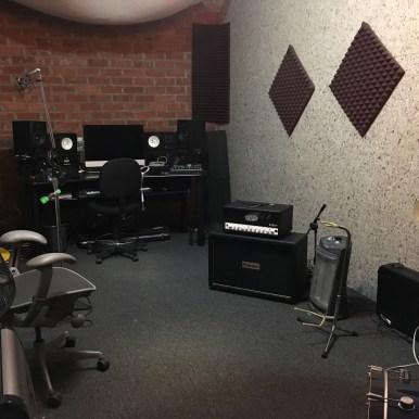 Brick Wall Studio - After