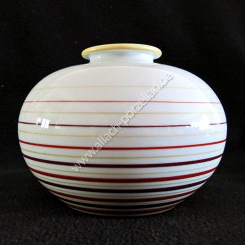 503 Porzellan-Vase, farbig