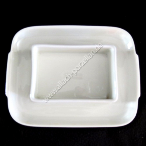 Service butter dish - View from top