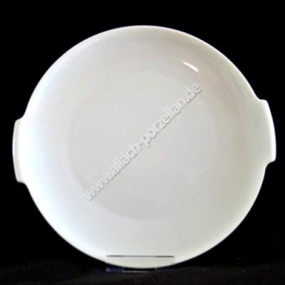 Service plate round