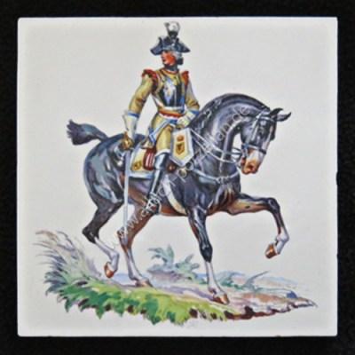 17 Seydlitz Kürassier - Kachel Bildseite