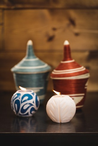 Handcrafted Candles from California Candle Gallery in Seaport Village